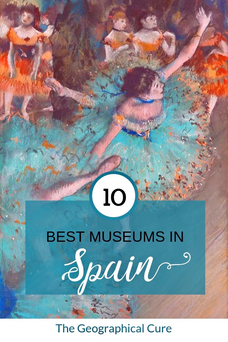 Guide to the Best Museums in Spain