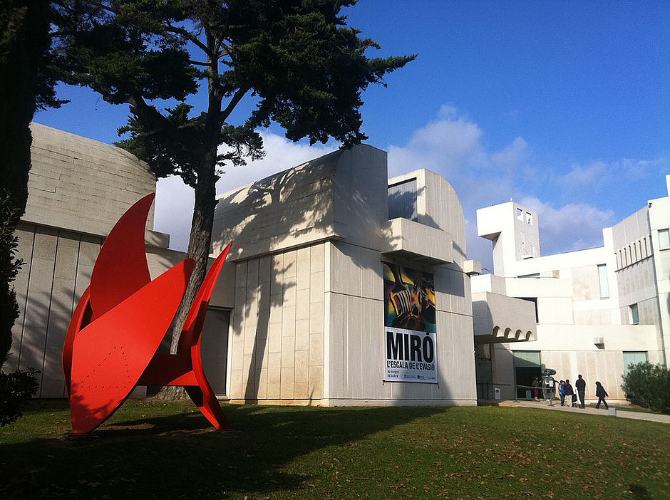 Joan Miró Foundation, one of the best museums in Barcelona