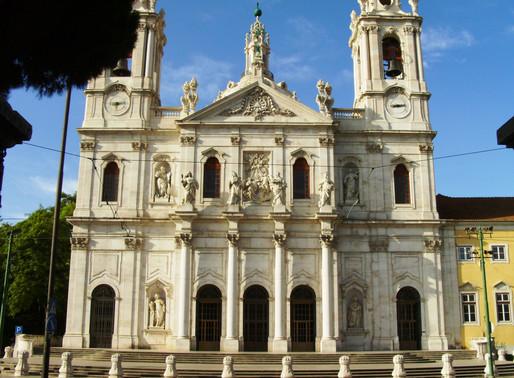 Lisbon's Basílica da Estrela