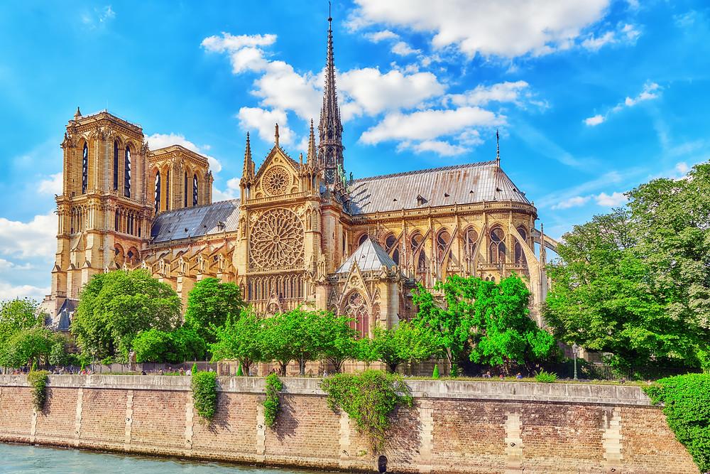 Notre Dame, the symbol of Paris