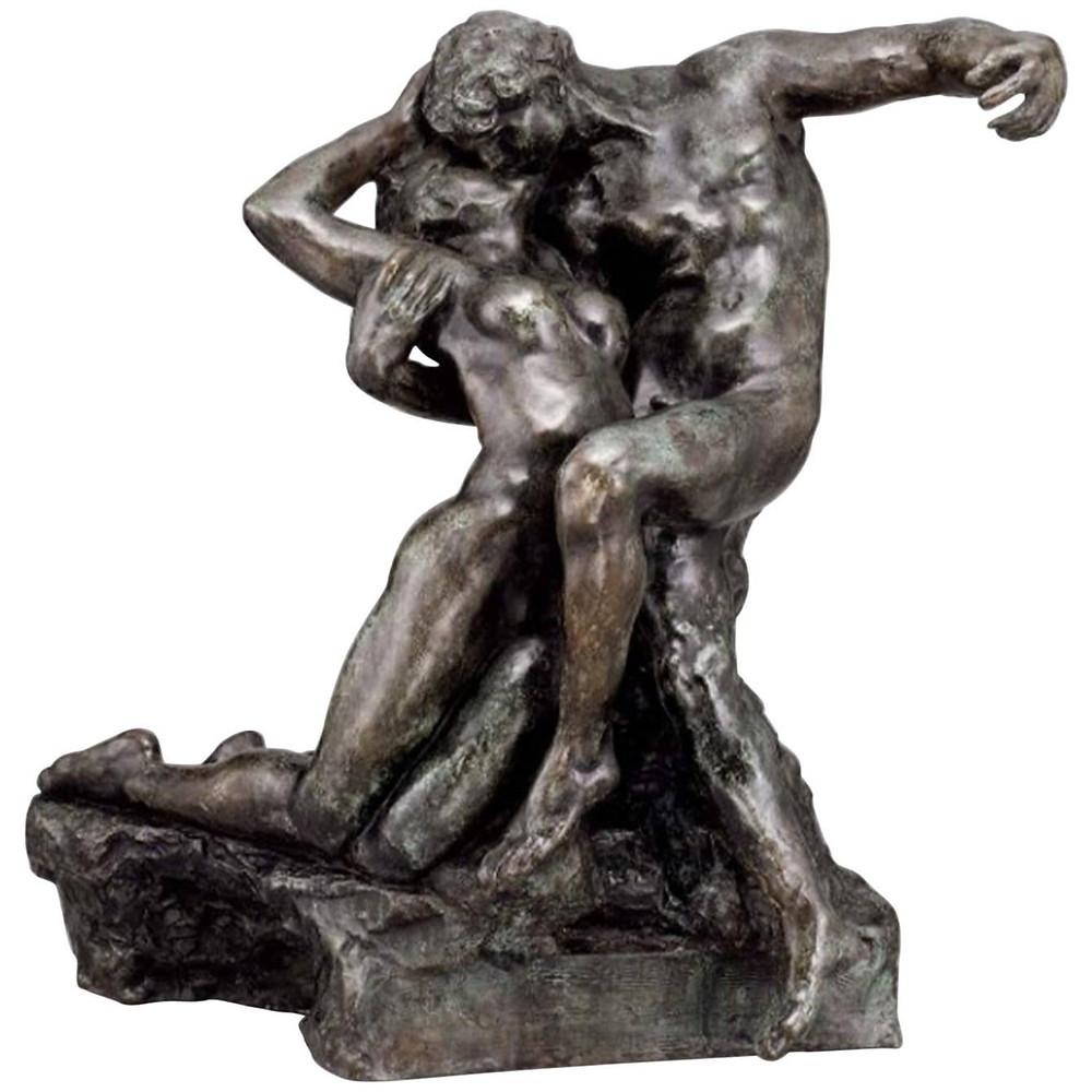 Auguste Rodin, Eternal Springtime, 1884