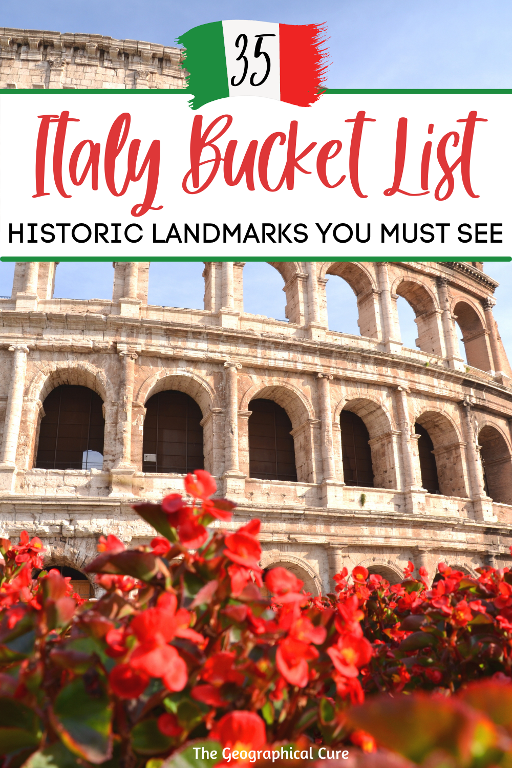 35+ Jaw Dropping Attractions and Destinations In Italy