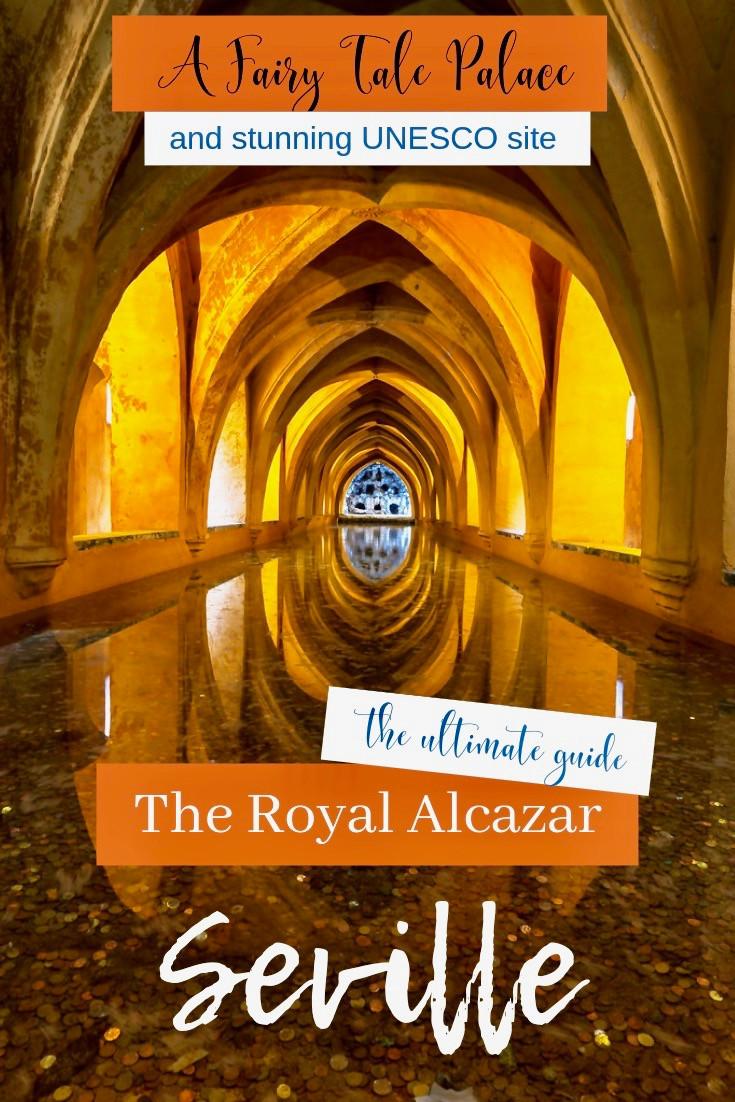 Seville's Stunning Royal Alcazar