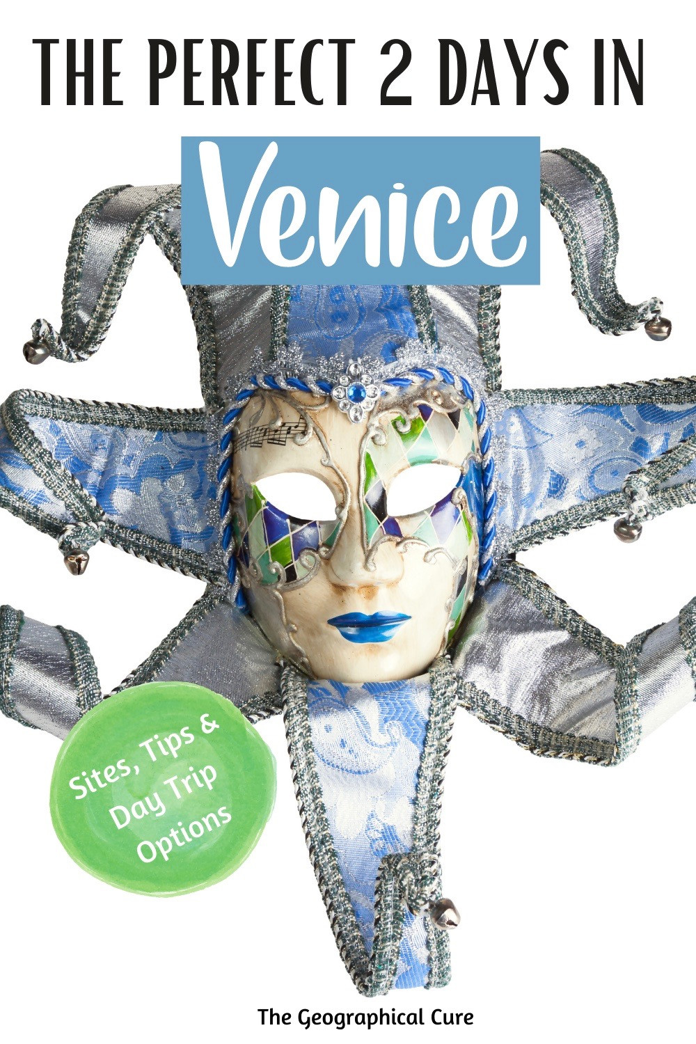 the perfect two day itinerary for Venice