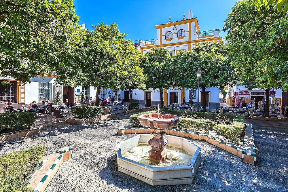 Plaza Dona Elvira
