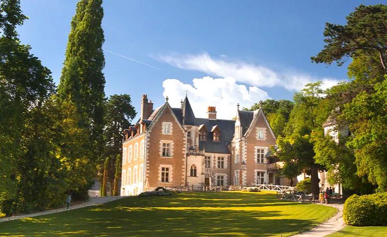 Leonardo's home, the Chateau du Clos Luce