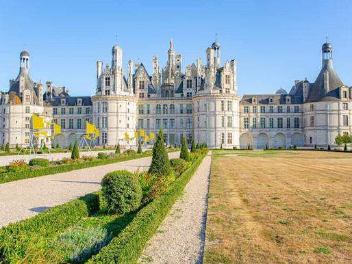 Guide To Chateau Chambord in France's Loire Valley, Influenced by Leonardo da Vinci