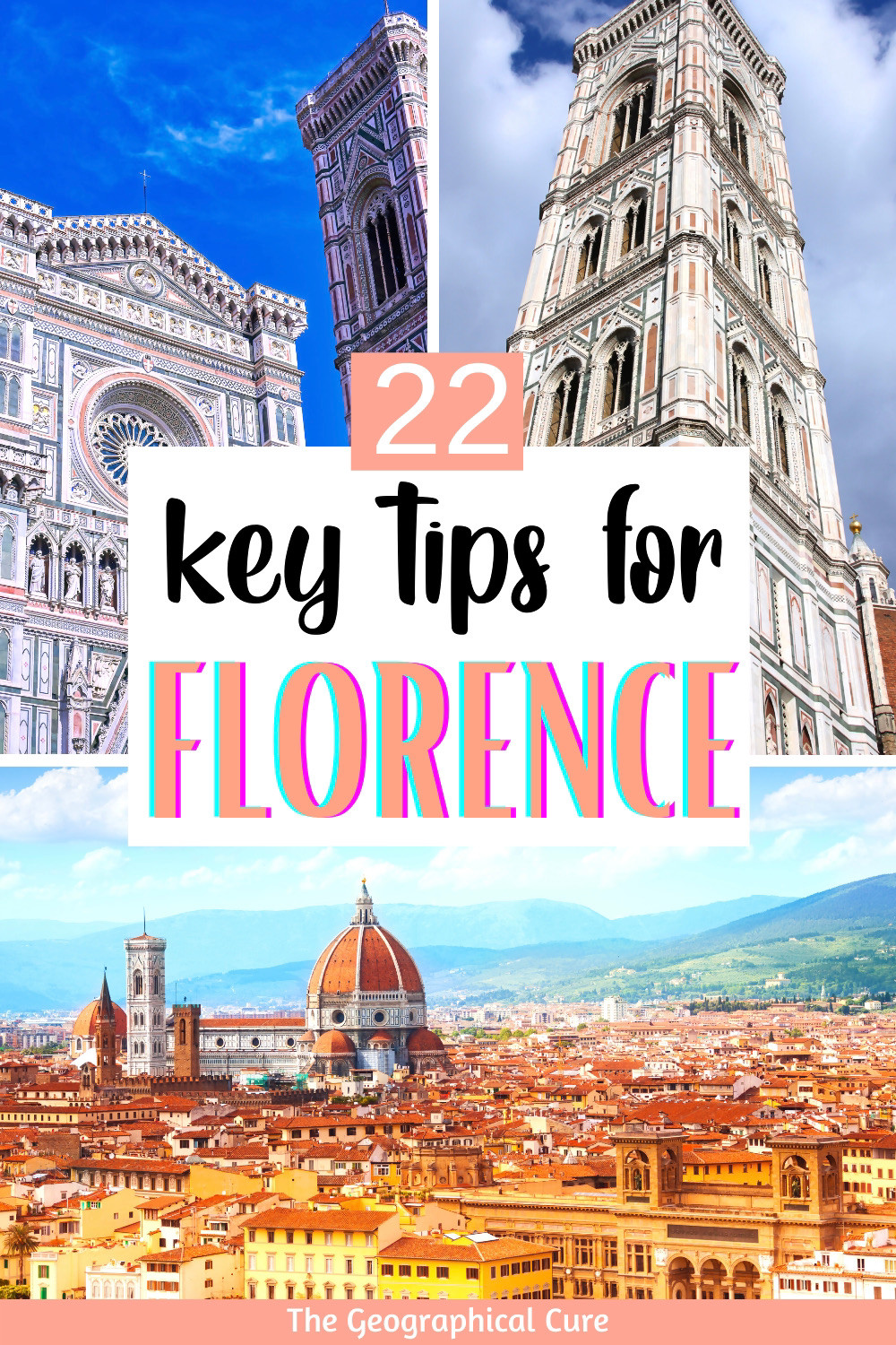 must know tips for visiting Florence