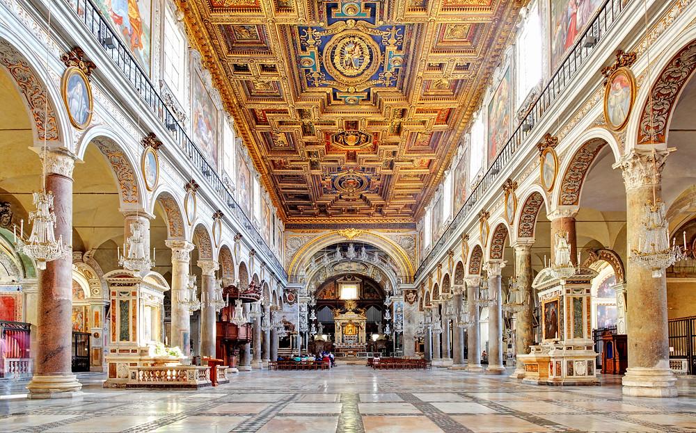 beautiful nave