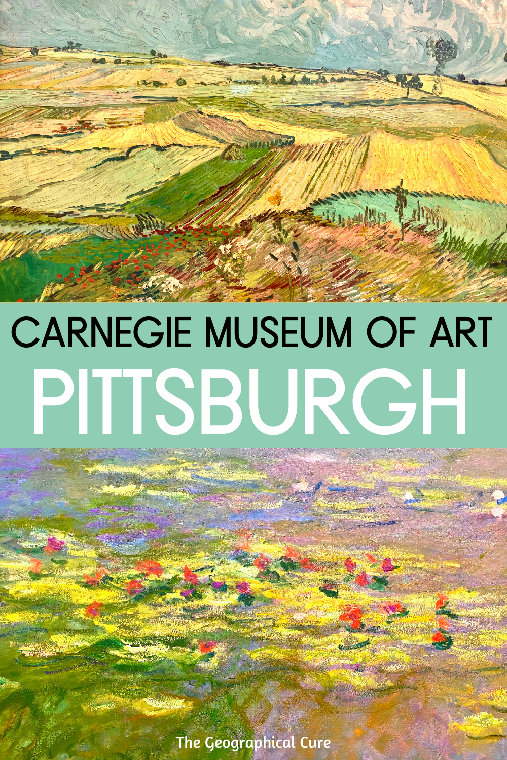 Ultimate Guide To the Carnegie Museum of Art in Pittsburgh Pennsylvania