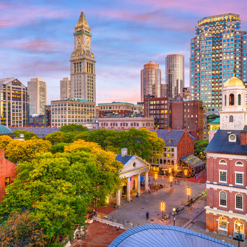 The Perfect 3 Day Itinerary for Boston Massachusetts