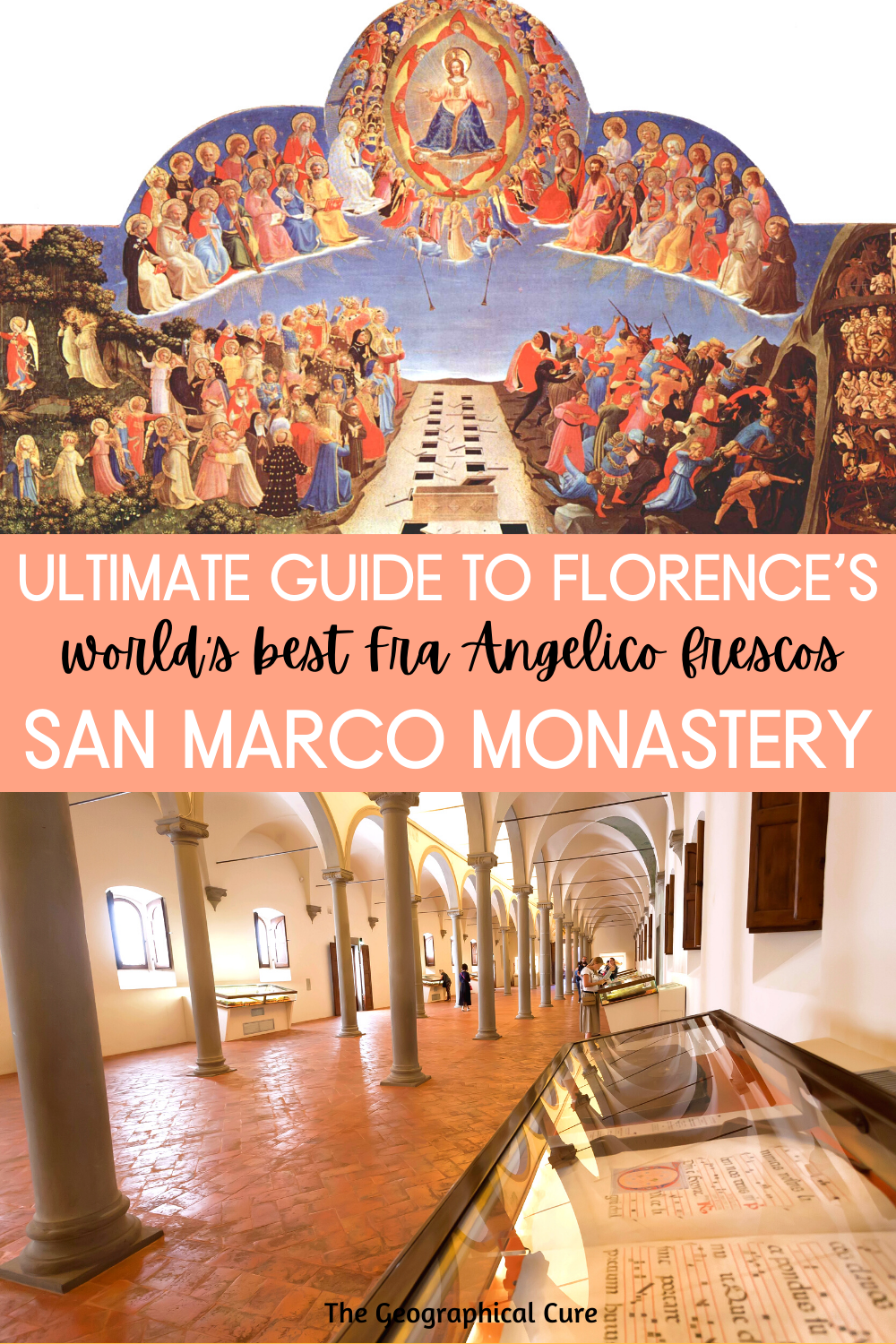 Visitor's Guide to Florence's San Marco Monastery, a Fra Angelico Dreamland