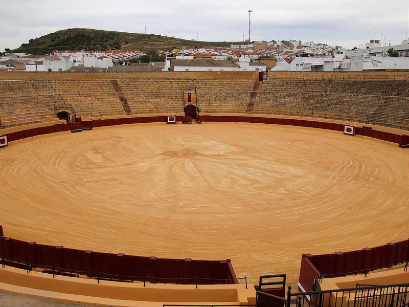 Osuna's bullring, the Plaza de Toros, a season 5 Game of Thrones filming site
