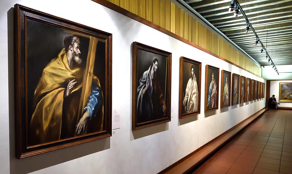 El Greco's Apostolate series