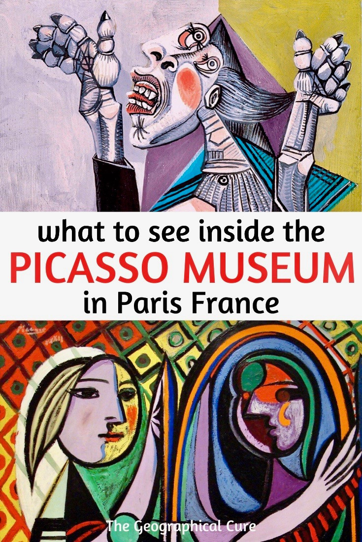guide to the Musee Picasso in Paris France, a must see site for art lovers