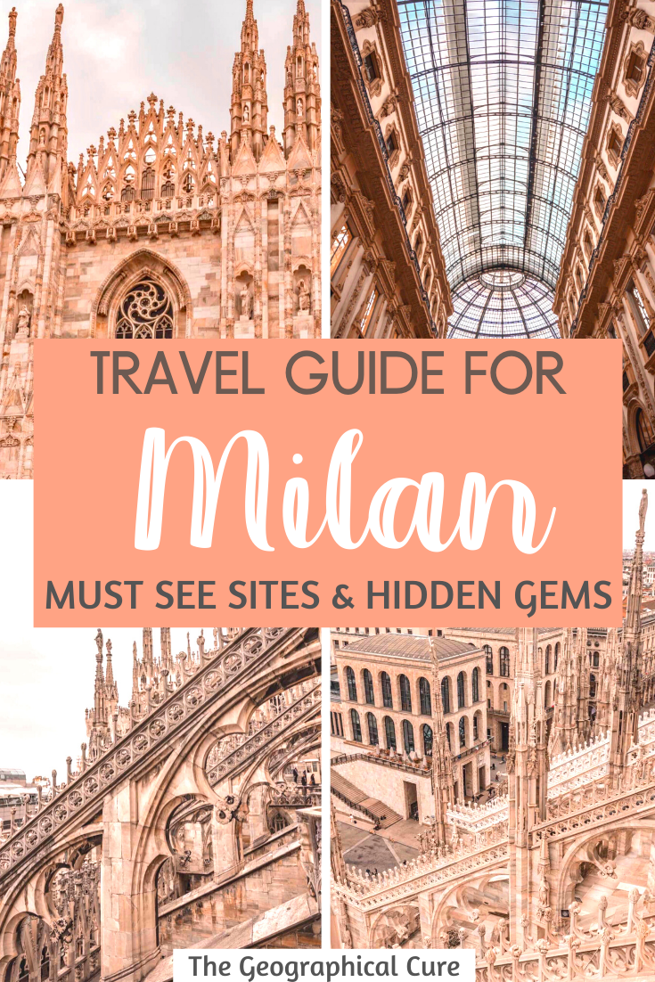 Ultimate travel Guide for Milan Italy