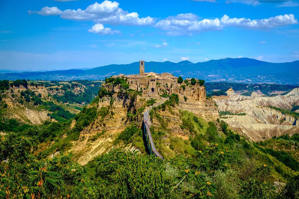 Civita di Bagnoregio, a day trip from Rome