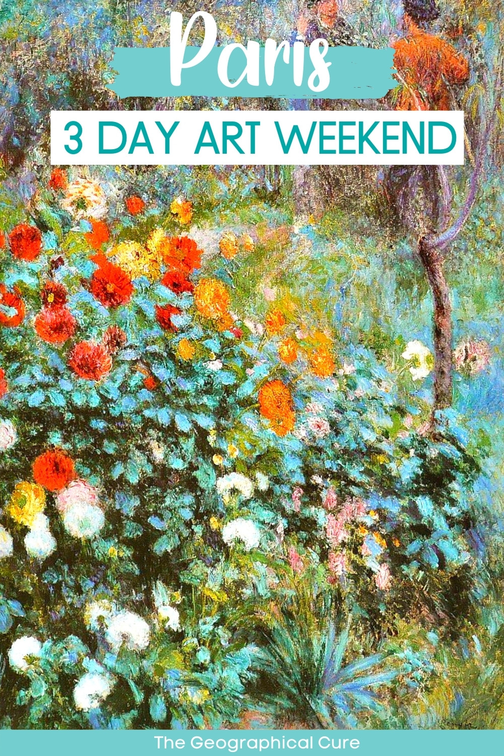 3 Day Itinerary for an Art Weekend in Paris
