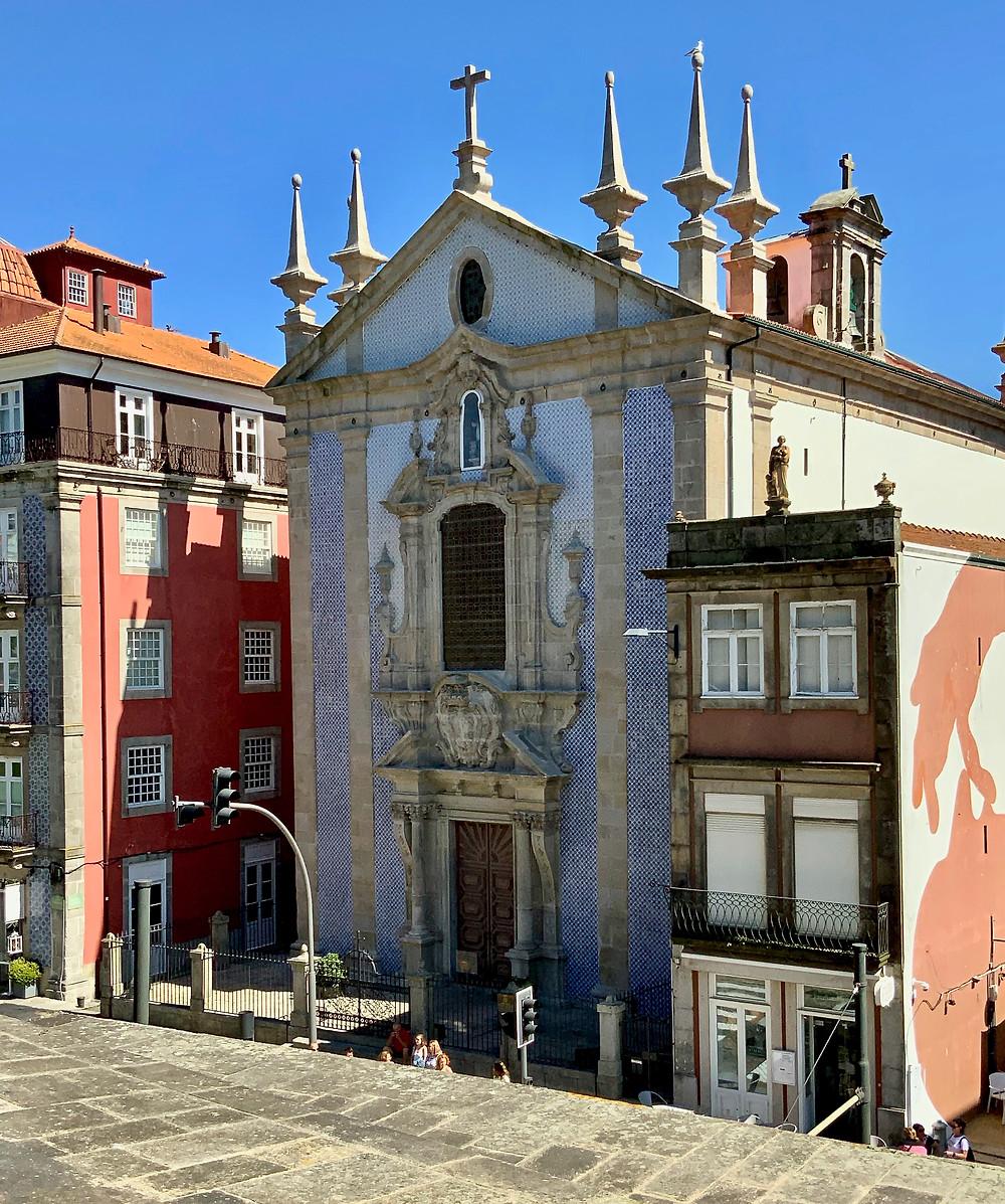 Igreja de São Nicolau in Porto