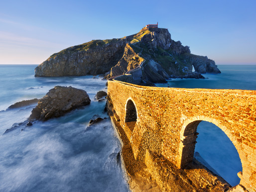 Bend the Knee at a Magical Place in Northern Spain: San Juan de Gaztelugatxe