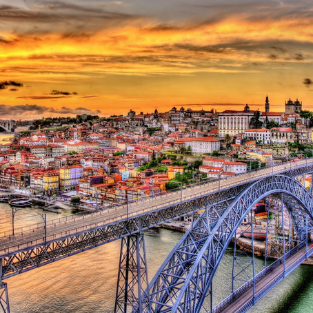 Kind of Blue: Where To Find Ceramic Azulejos in Porto Portugal