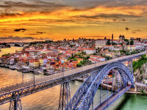 Kind of Blue: Azulejo Bingeing in Porto Portugal