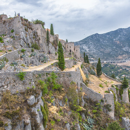 Guide To Klis Fortress: an Ancient Stronghold Outside Split Croatia