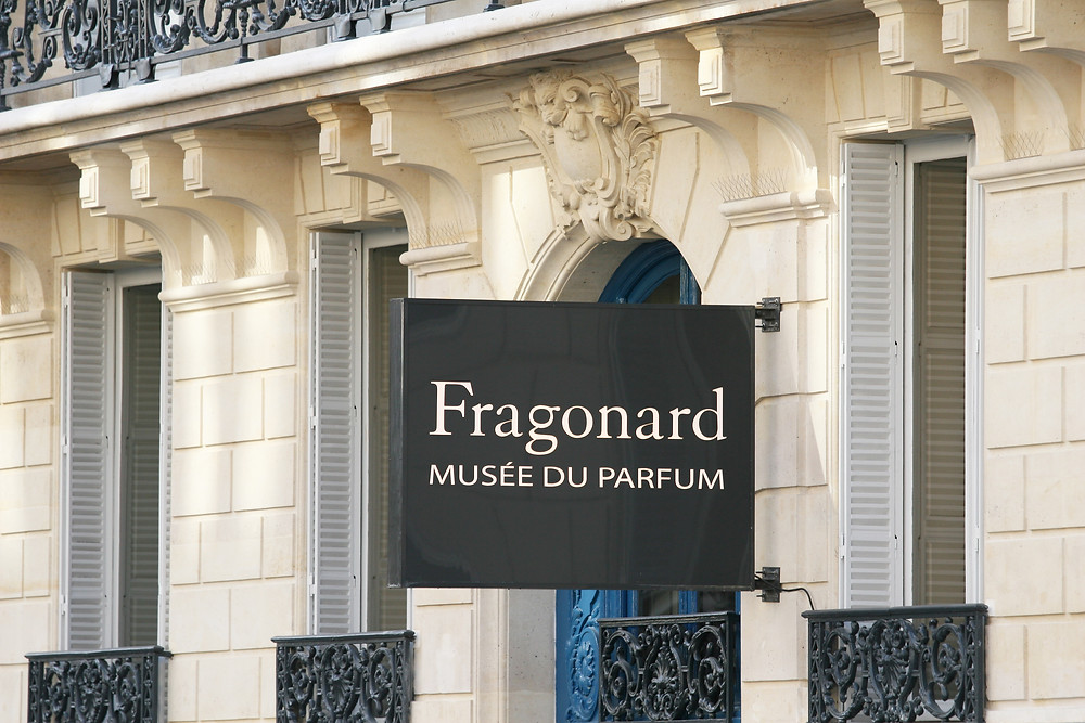 Fragonard Perfume Museum in Paris
