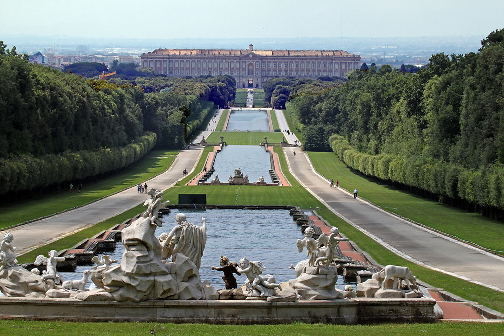 Royal Place of Caserta, Campania