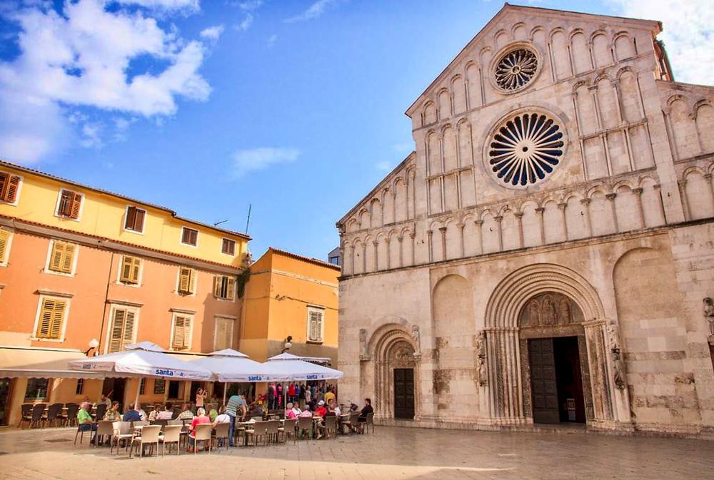St. Mary's Church in Zadar