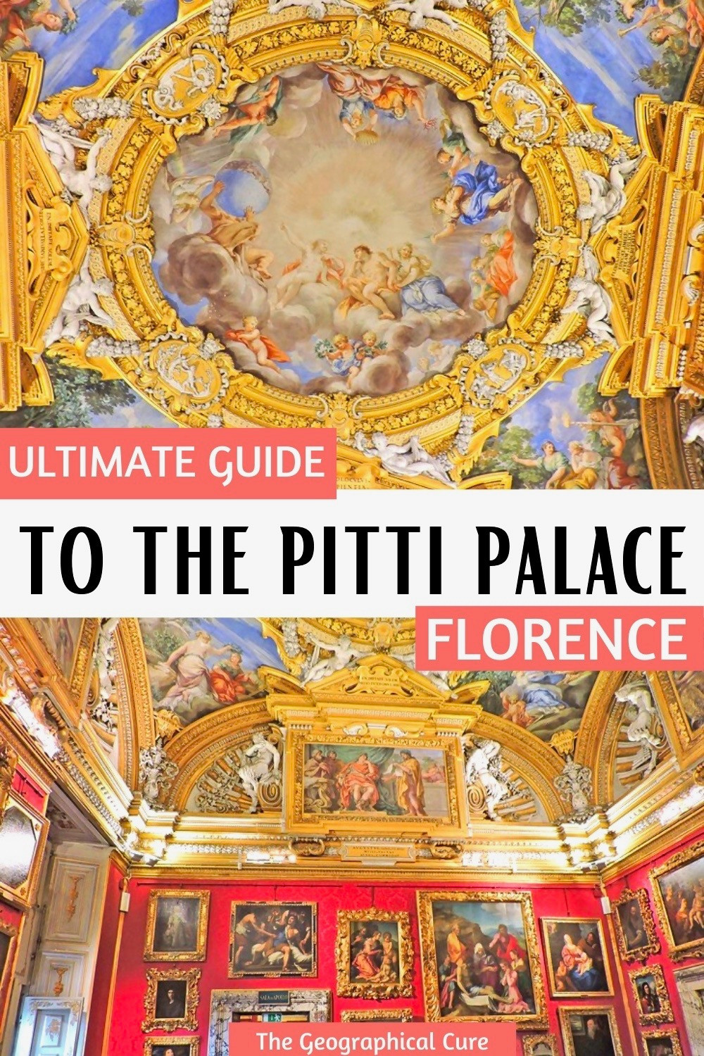 ultimate guide to the masterpieces of the Pitti Palace, a must see site in Florence