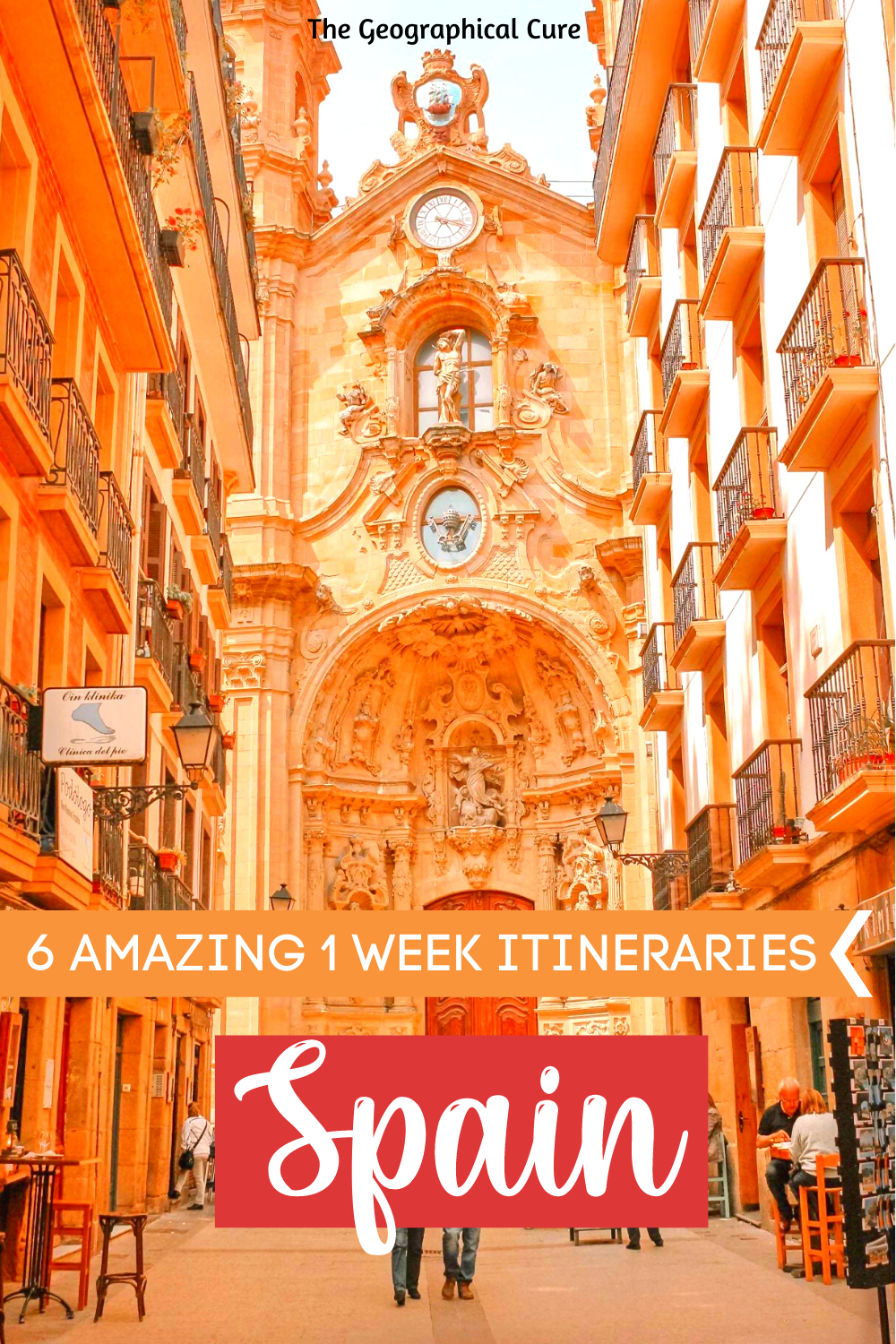 6 Amazing One Week Itineraries for Spain