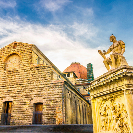 A Hefty Dose of Renaissance: Guide To the Basilica of San Lorenzo and the Medici Chapel in Florence