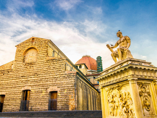 A Hefty Dose of Renaissance: Visiting the Basilica of San Lorenzo and the Medici Chapel in Florence
