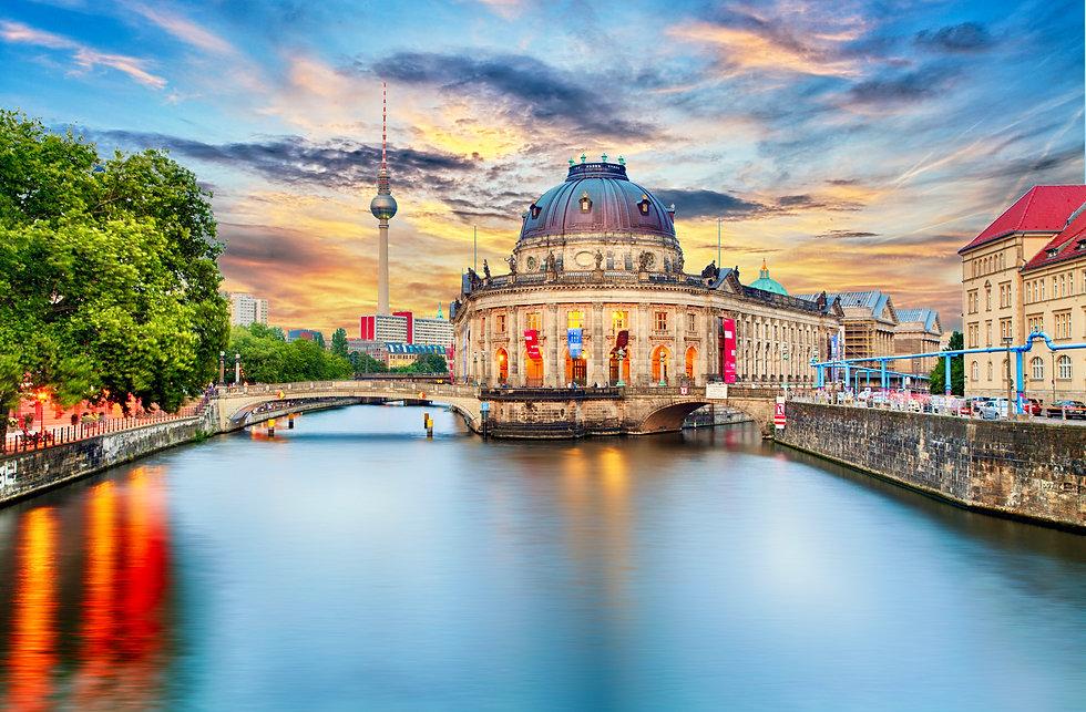 museum island berlin germany