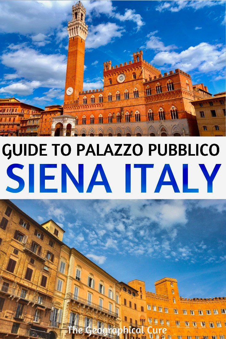 Guide to the Amazing Palazzo Pubblico, a Must See Sites in Siena Italy