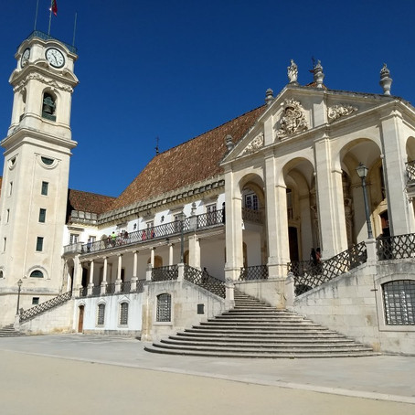 Guide To the Stunning Coimbra University in Portugal