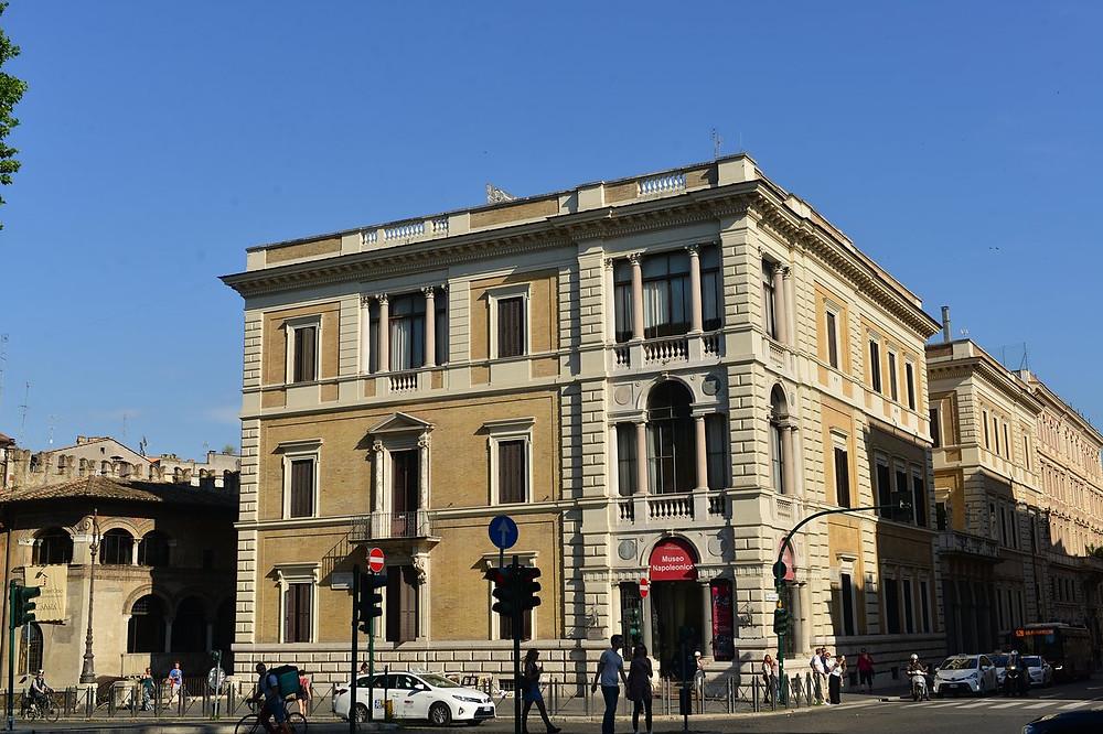 Museo Napoleonico in Rome Italy