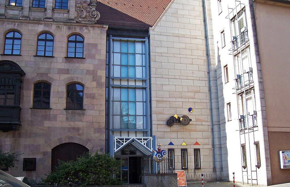 the Nuremberg Toy Museum