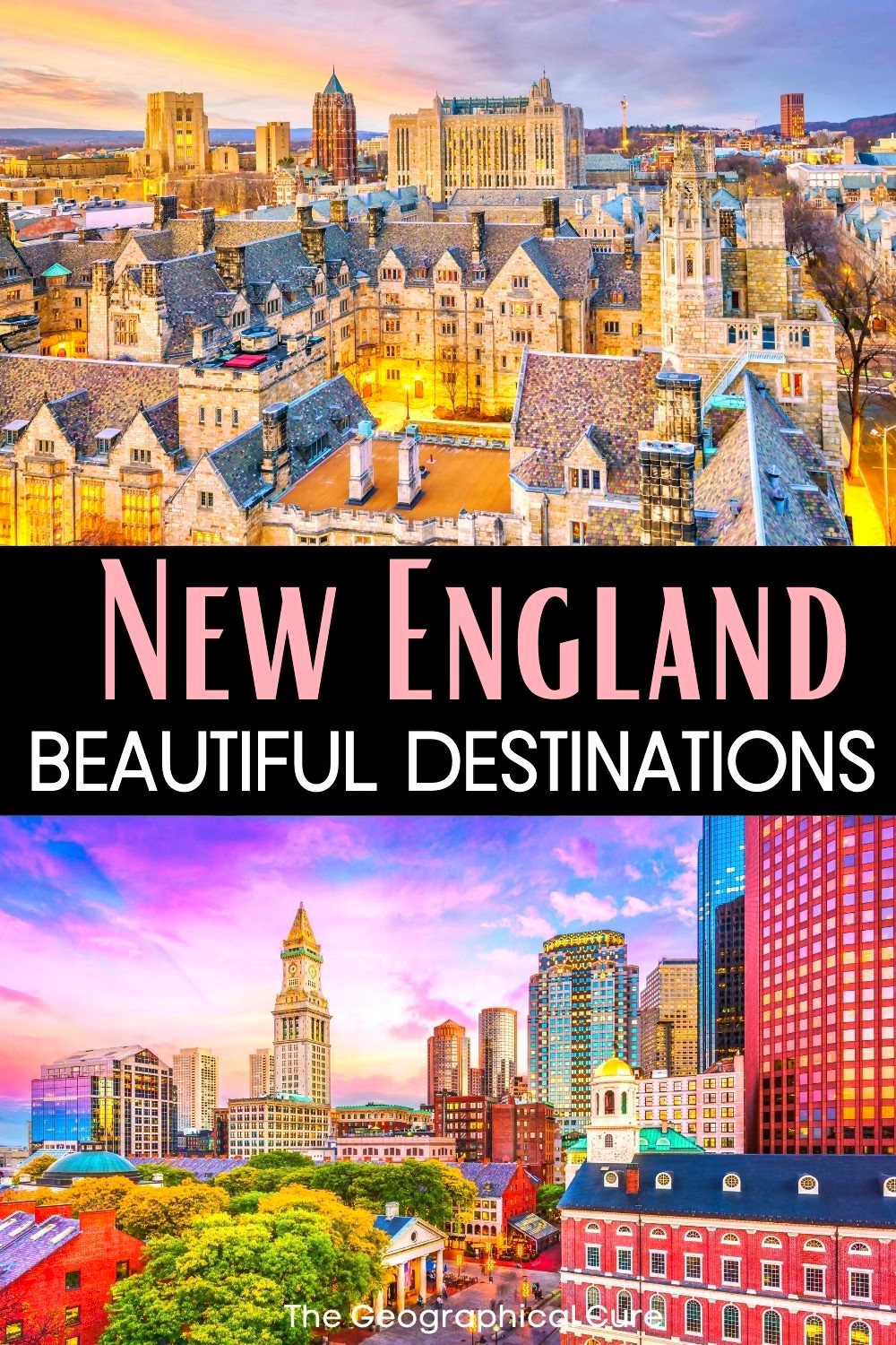 ultimate one week road trip itinerary for southern New England