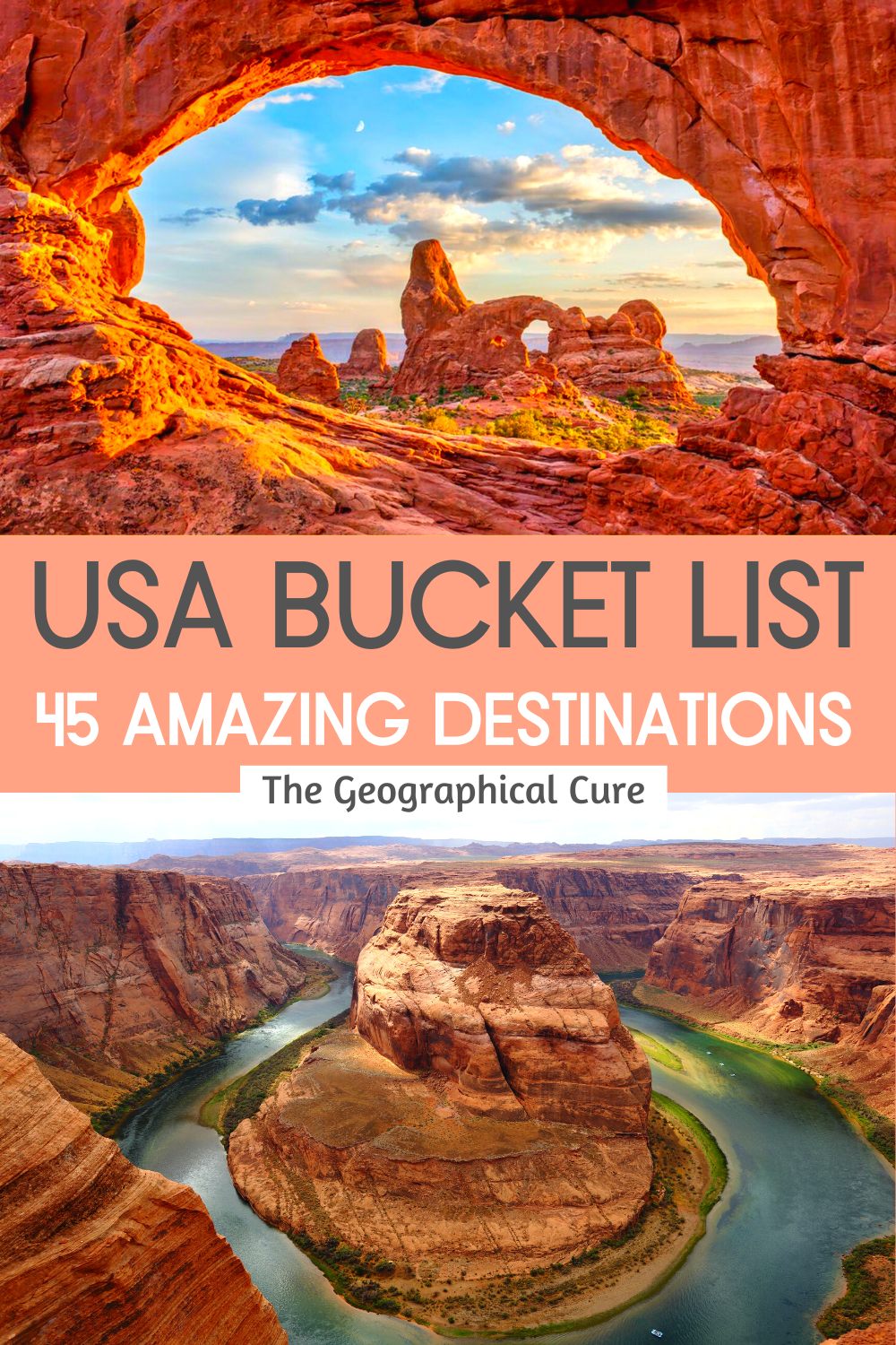 USA Bucket List: the Best Destinations in the United States