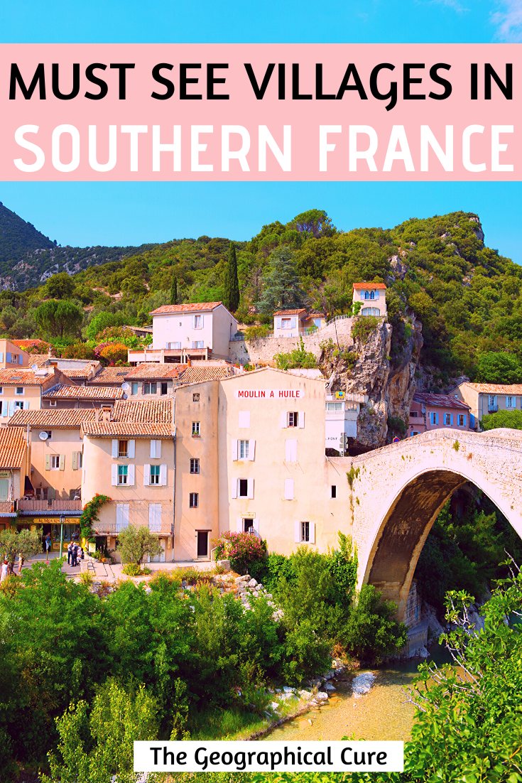 secret must see village sin southern France