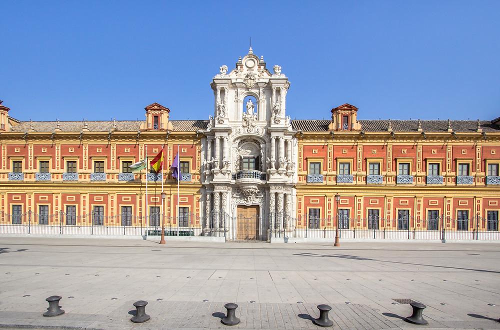 San Telmo Palace