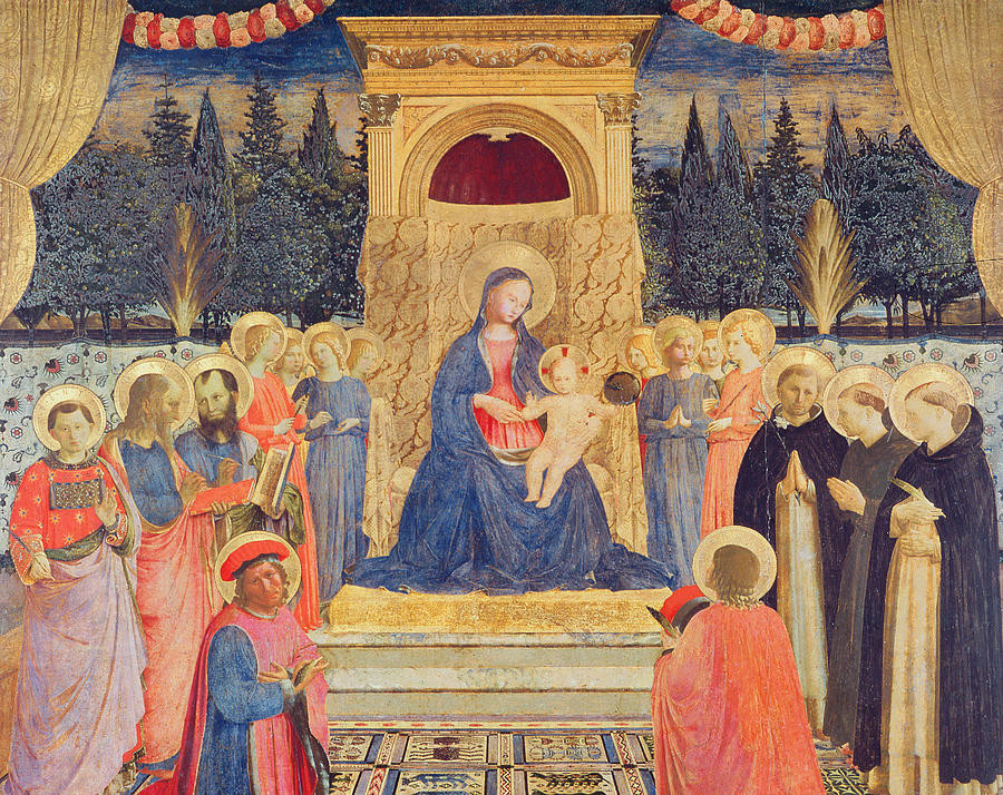 Fra Angelico's Altarpiece for San Marco Church