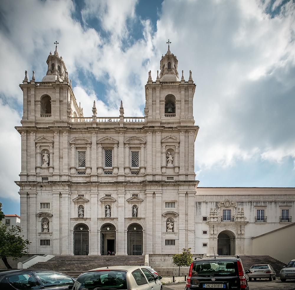 Igreja de Sao Vicente da Fora