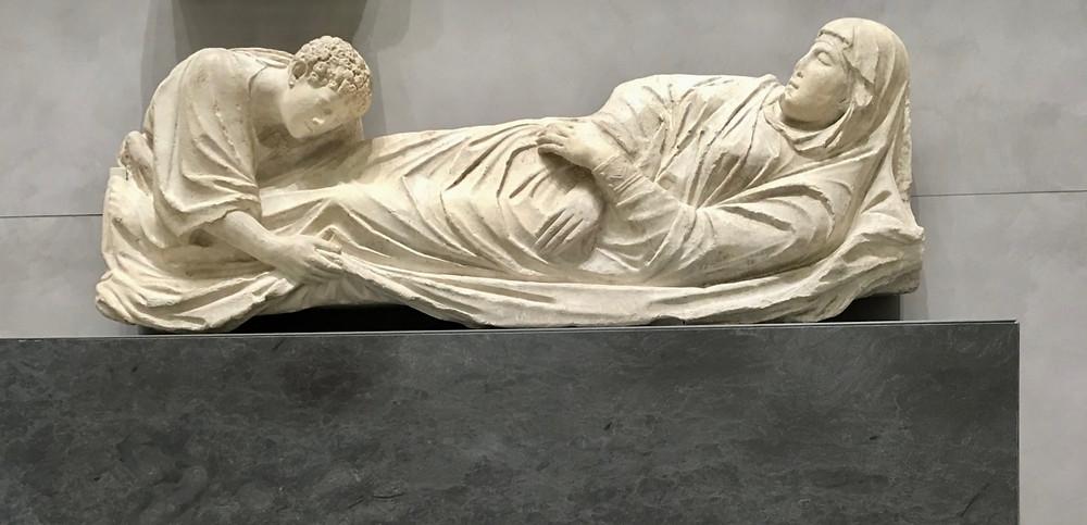 plaster model after Arnolfo di Cambio