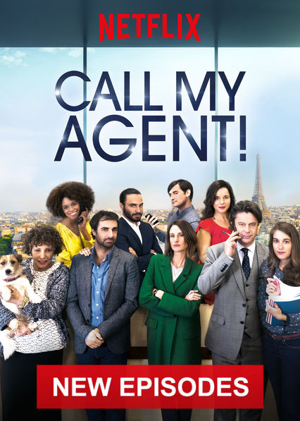 Call My Agent, a charming dramedy on Netflix about agents and temperamental film stars
