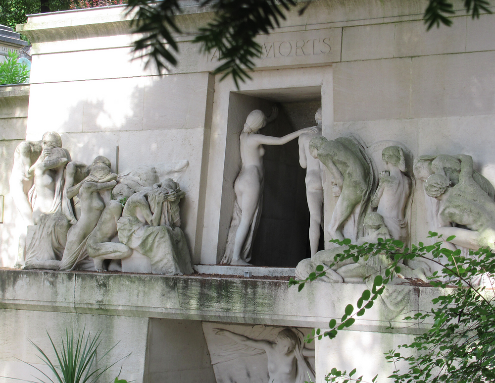 Bartholome's Monument to the Dead