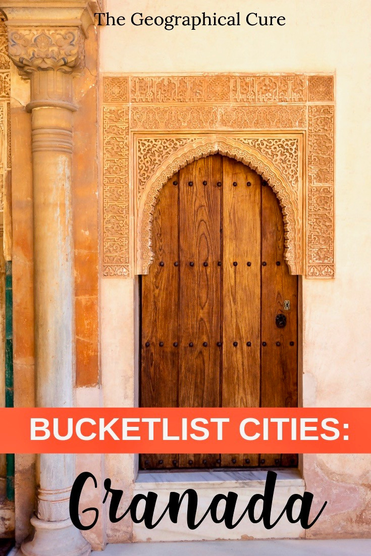 A Guide to the Unmissable City of Granada, it's not just the Alhambra