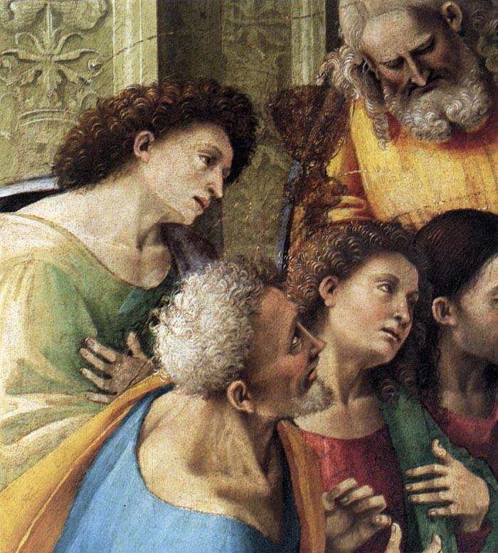 Luca Signorelli, Communion of the Apostles, 1512